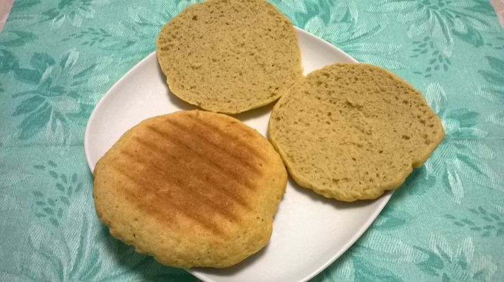 English muffin NoCarb módra | Klikk a képre a receptért!