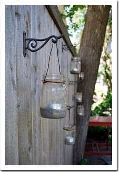 Light Up the Night with Outdoor DIY Lighting Ideas   InMyOwnStyleIn My Own Style