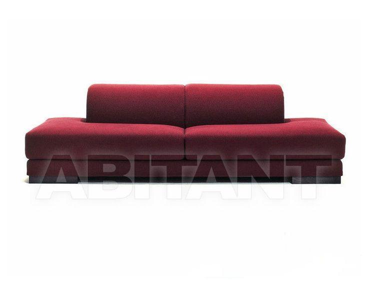 Диван бордовый Vuzeta Spot 3 , каталог мягкой мебели: фото, заказ, доставка - ABITANT , Москва