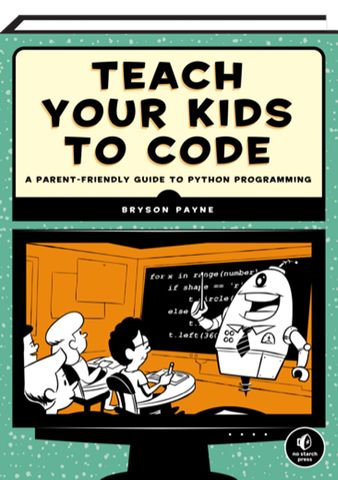 Score a library of Python books from No Starch Press and support charity!