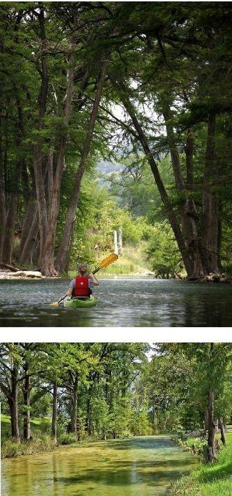 Medina River Kayaking: It'll Float Your Boat! - the-texas-travelin-man | Tour Texas