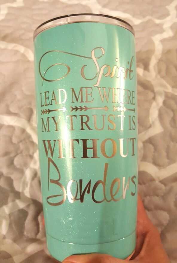 Best Tumbler Ideas Images On Pinterest Yeti Decals Yeti Cup - Vinyl cup decals