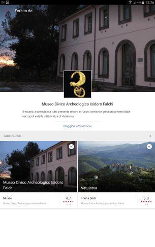 Due #audioguide #gratuite che vi accompagneranno alla scoperta del borgo e del #museo di #Vetulonia. Discover Vetulonia #iziTRAVEL. #visittuscany #grosseto #archeologia #app #freeapp