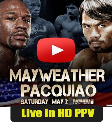 Manny Pacquiao vs Floyd Mayweather Jr Live Stream | Watch Live vs Stream online