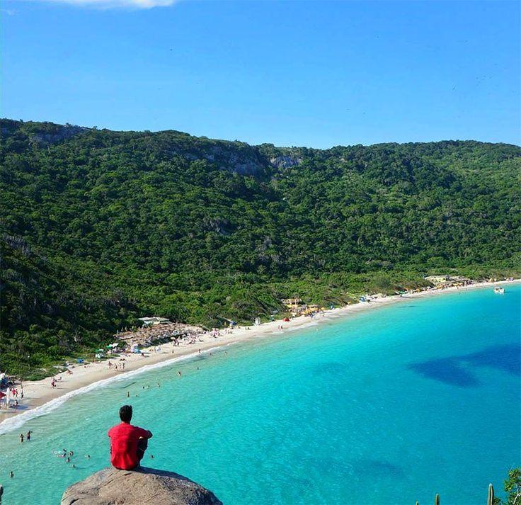 Praias paradisíacas do Sudeste (Foto: Leonardo Bittencourt/Instagram)
