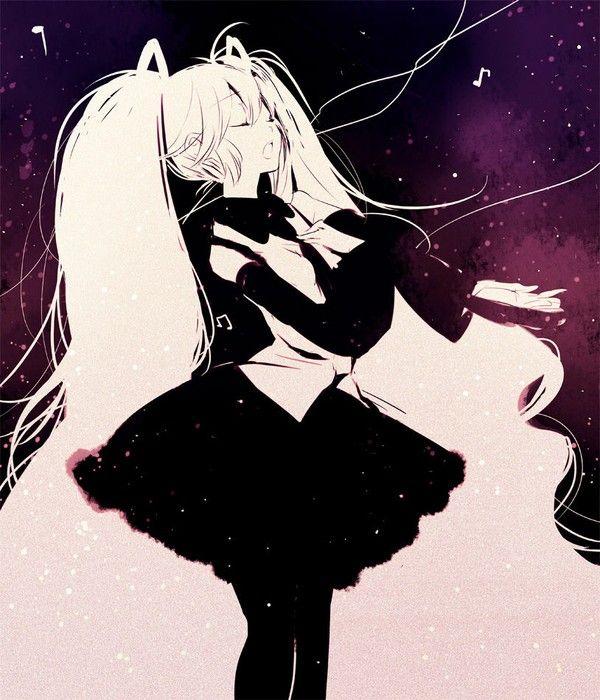 #anime #miku