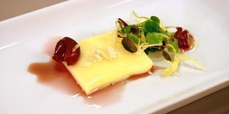 Quebec Brie with Cabernet Franc Grapes