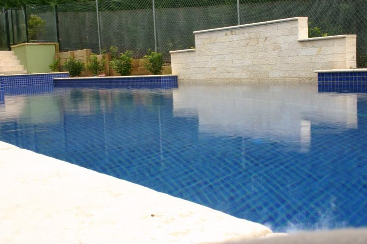 Pool Wall Cladding : Best images about pools spas inspiration on pinterest