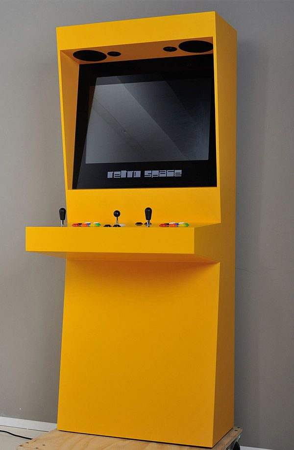 Arcade Cabinet Plans Pdf Woodworking Projects Amp Plans