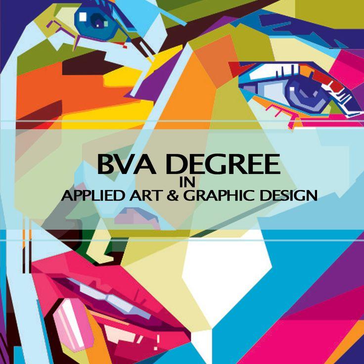 Bva degree in applied art graphic design graphic
