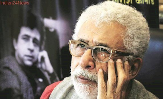 Naseeruddin Shah says essential for Muslims to stop feeling persecuted, assert claim on India