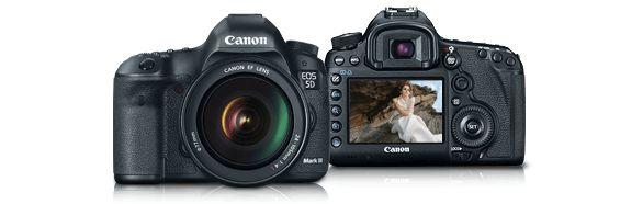 Canon U.S.A. : Consumer & Home Office : EOS 5D Mark III