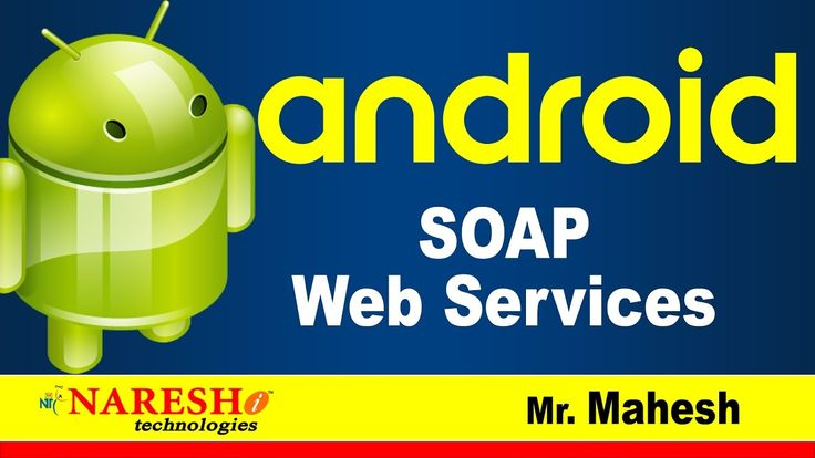 How to Communicate with SOAP Web Services | Android Tutorial Videos | Mr...