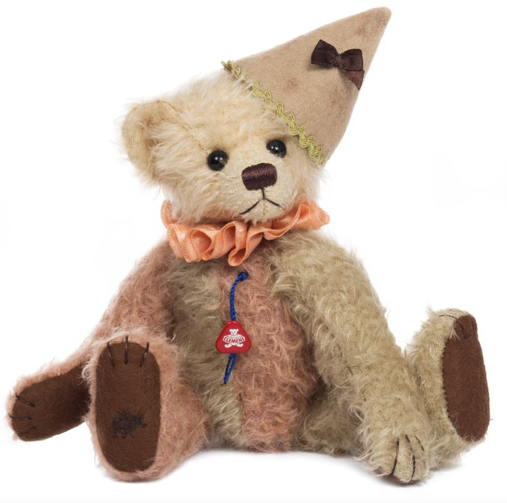 Kasimir Clemens Limited Edition Collectable German Mohair Teddy Bear