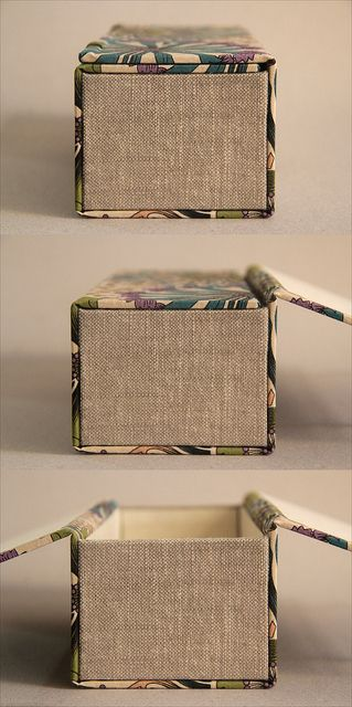 *****USE TRIANGULAR BONE CLASPS ON ANY KIND OF BOOK RELATED BOX  Movimento by Zoopress studio, via Flickr