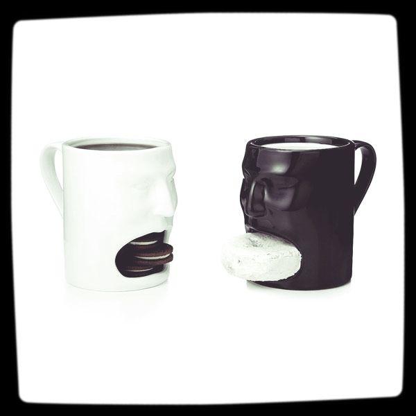 Cool Mugs | Cookie Face Cool Coffee Mug | Best Coffee Mugs