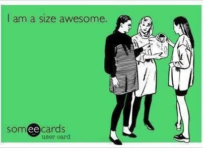 Tell your teen that they're AWESOME no matter their body type! #selfesteem operationparent.org