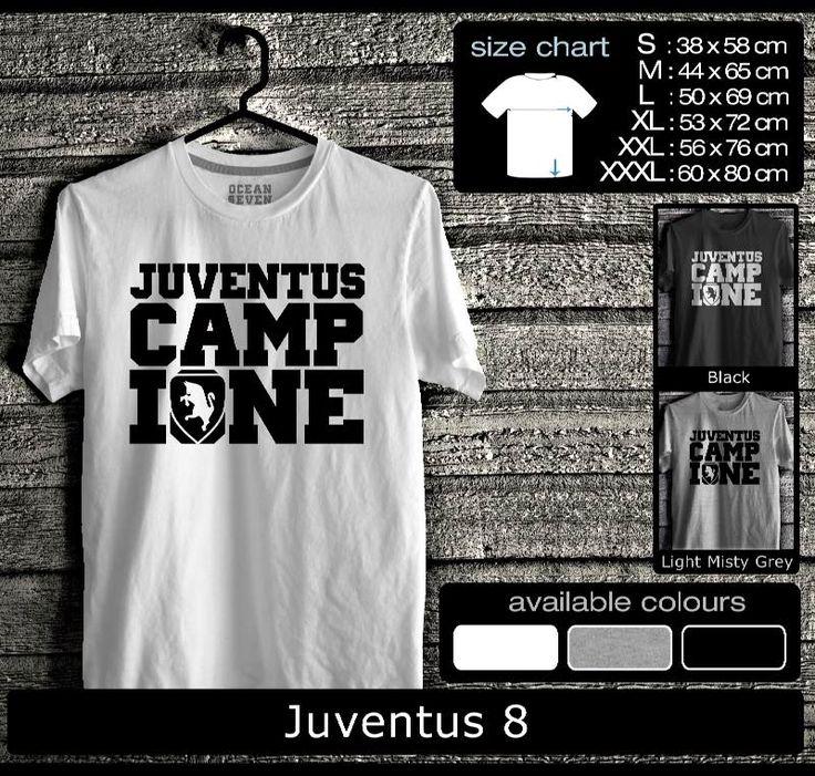 Kaos Juventus FootBall Club   Kaos Juveniti 2
