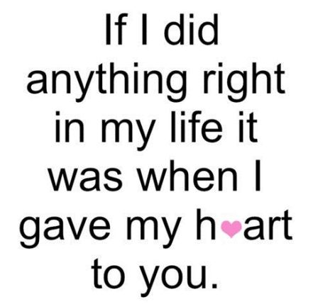 give-my-heart-love-quotes-for-him-pinterest