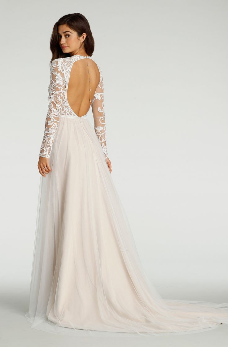 Bridal Gowns and Wedding Dresses by JLM Couture - Style 7702