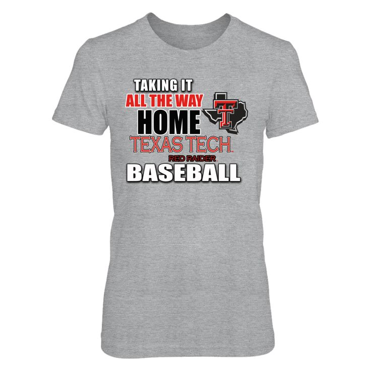 Texas Tech Baseball Shirts and Gifts T-Shirt, Get your Texas Tech Baseball Shirts and Gifts ** Cheer on your **Texas Tech college baseball team as they head down the Road to Omaha for the College World Series. Cal State Fullerton baseball apparel is available in custom design Auburn t-shirts, tank tops andTexas Tech Hoodies for the cool... The Texas Tech Red Raiders Collection, OFFICIAL MERCHANDISE  Available Products:          District Women's Premium T-Shirt - $29.95 Gildan Women's T-Shirt…