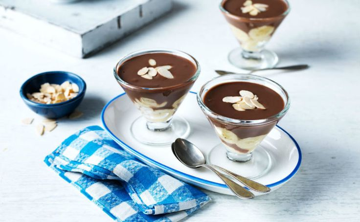 Čokoladna krema s bananom – Fini Recepti by Crochef