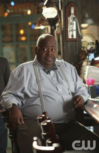 """HART OF DIXIE """"Mistresses and Misunderstandings: Pictured: Reginald VelJohnson as Dash DeWitt. PHOTO CREDIT: DANNY FELD/THE CW C 2011 THE CW NETWORK. ALL RIGHTS RESERVED"""