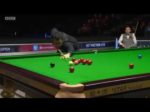 Ronnie O'SULLIVAN vs Mark SELBY ᴴᴰ QF 2016 Welsh Open Snooker YouTube https://www.youtube.com/attribution_link?a=ijYM72UnOao&u=%2Fwatch%3Fv%3DwXmn-uTabLw%26feature%3Dshare