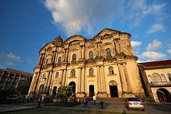 Minor Basilica of St. Martin of Tours - Taal, Batangas, Philippines