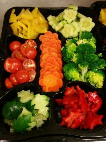 Christmas vegetables for children by Robert Skubisz