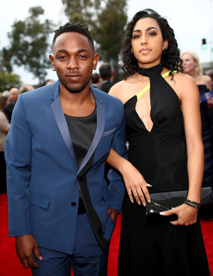 Pin for Later: Kendrick Lamar Is Engaged to His High School Sweetheart