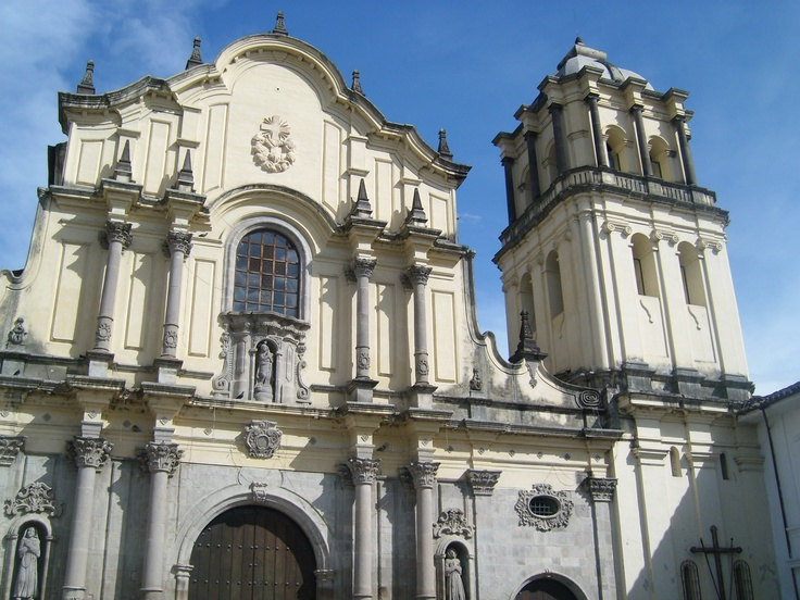 Popayan, Colombia South America  Cathedral