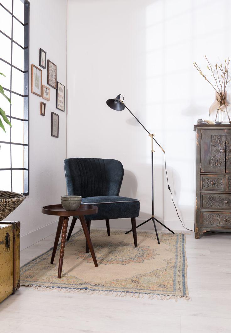 Smoker lounge chair