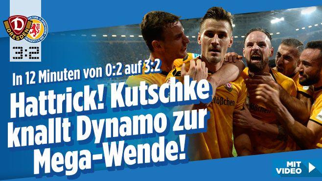 2. Bundesliga LIVE: Tabelle ++ Bundesliga Ergebnisse ++ http://www.bild.de/bundesliga/2-liga/saison-2016-2017/spielbericht-sg-dynamo-dresden-gegen-eintr-braunschweig-am-11-Spieltag-46885586.bild.html