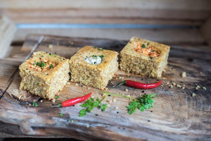 Proja - bałkański chlebek, który w oryginalnym przepisie przygotowuje się z bałkańskim serem lub fetą. Podczas warsztatów z marką Mój ulubiony