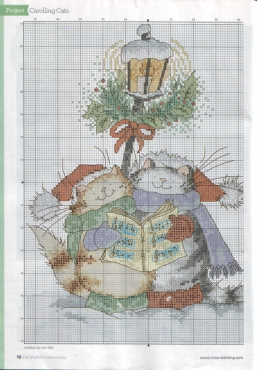 Gallery.ru / Фото #7 - The world of cross stitching 209 - tymannost