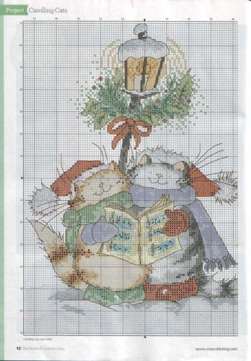 Gallery.ru / Фото #7 - The world of cross stitching 209 - tymannost