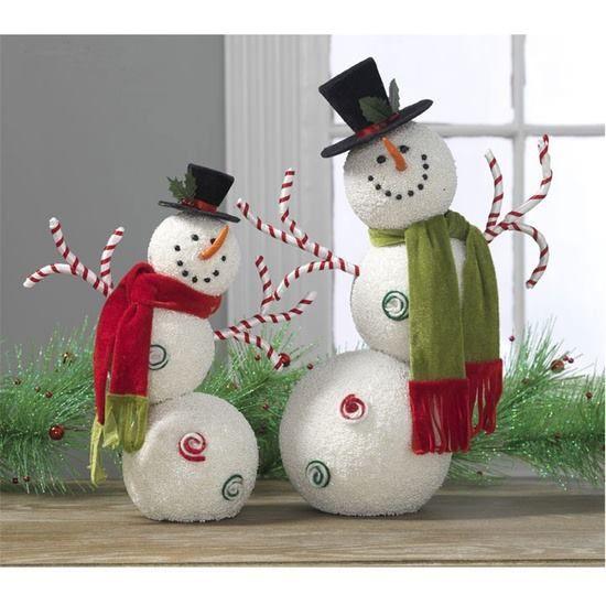 muñecos de nieve                                                                                                                                                      Más