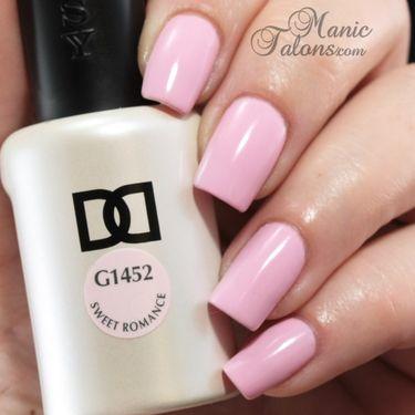 Daisy Gel Polish Sweet Romance 1452