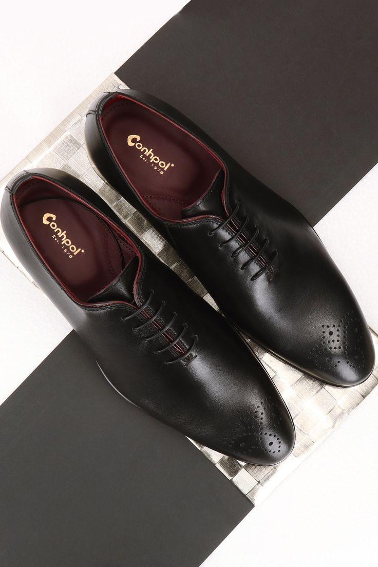Polbuty Skorzane Czarne Kevin Ce6162 01 Dress Shoes Men Oxford Shoes Dress Shoes
