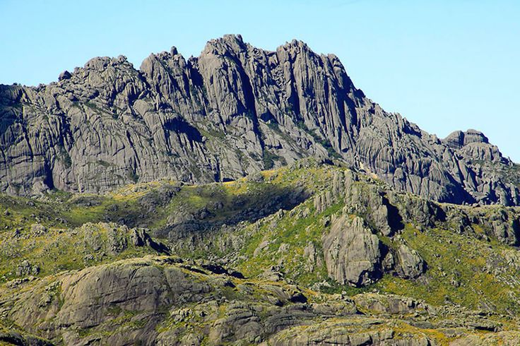Pico das Agulhas Negras registra mínima de quatro graus. itamonte - MG