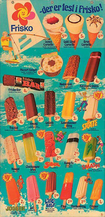 Ice Cream Truck Menus! - Gallery