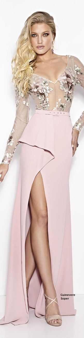 Cabotine Spring Summer 2016 RTW Spain women fashion outfit clothing style apparel @roressclothes closet ideas