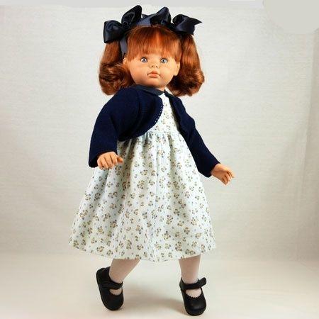 """Испанская кукла """"ASI"""" (АСИ), Пепа, 60 см, (281740) 281740 ASI купить"""