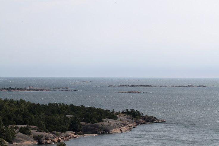 Meri ja ranta Hangossa #Hanko #Finland