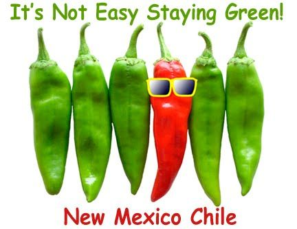 New Mexico Chile State Question: Red or Green