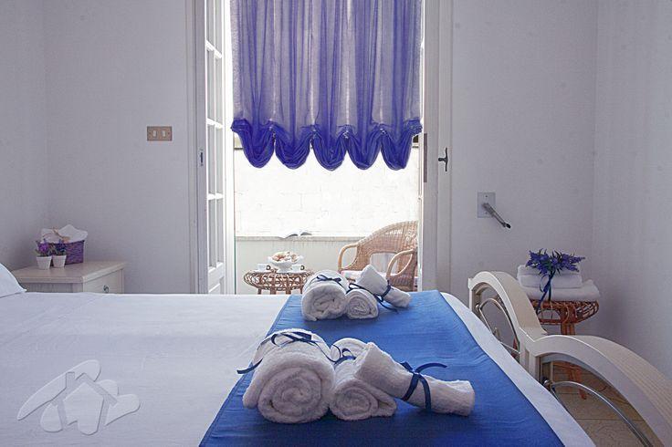 Camera Matrimoniale Blu