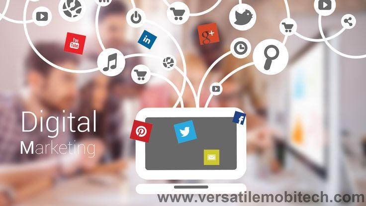 Versatile Mobitech   Digital Marketing and SEO Services