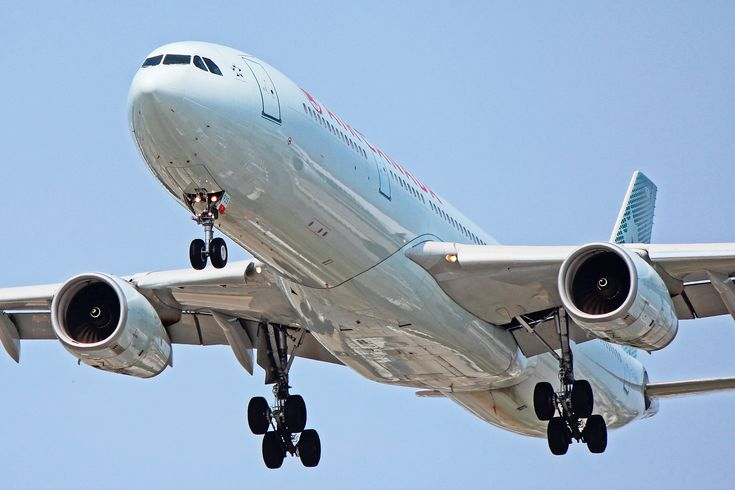 C-GHKR: Air Canada Airbus A330-300 (1 Of 8 In Fleet)