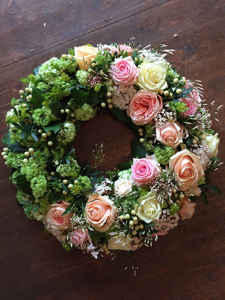 Blütenträume aus Bausendorf | Trauerfloristik